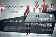 NOITE: Festa Nuno Gama
