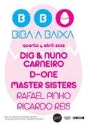 NOITE: Biba a Baixa 1st Abril
