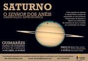 AR LIVRE: Observação Astronómica: Saturno, o Senhor dos Anéis