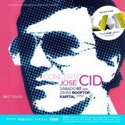 NOITE: LAB the Lost Floor - José Cid (LIVE)