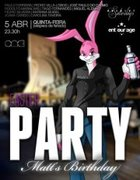 NOITE: Easter Party (ENT|OUR|AGE & Absolut Saturdays)