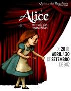 ESPECTÁCULOS: Alice, no País das Maravilhas