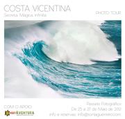 ACTIVIDADE: Photo Tour Costa Vicentina 2012