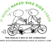 AR LIVRE: World Naked Bike Ride Lisboa