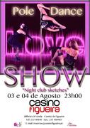 ESPECTÁCULOS: Pole Dance Show...LOVE....