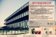 OUTROS:Workshop Prático de Sabonetes Naturais