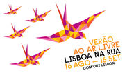 AR LIVRE: Lisboa na Rua
