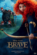 CINEMA: Brave - Indomável