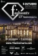 FESTAS: 15º Aniversário Fashion TV