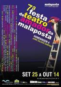 TEATRO: Os Bolsos Vazios de Deus - 7ª Festa do Teatro Amador