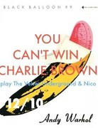 MÚSICA: You Can't Win, Charlie Brown
