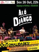 MÚSICA: Aló Django | 16º OuTonalidades