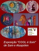"""EXPOSIÇÕES: """"COOL é Som"""" de Sam e AluaPòlen"""