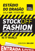 FEIRAS: Stock Off Fashion Estádio do Dragão