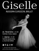 DANÇA: Giselle