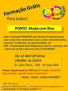 FORMAÇÃO: Porto, Muda com Riso - GRATIS
