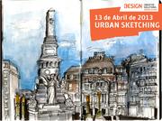 WORKSHOP: Urban Sketching / Diário de Esboços