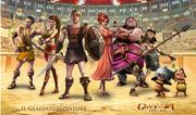 CINEMA: Gladiadores