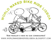 AR LIVRE: World Naked Bike Ride