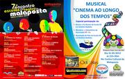 ESPECTÁCULOS: O CINEMA AO LONGO DOS TEMPOS - 7º Encontro Escolas no Teatro da Malaposta