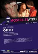 TEATRO: Otelo - 4ª Mostra de Teatro da Malaposta
