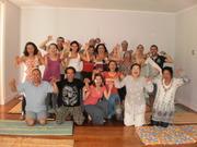 FORMAÇÃO: Curso Internacional Certificado de Líder de Yoga do Riso