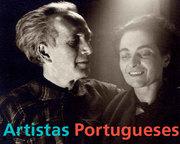 EXPOSIÇÕES: Artistas Portugueses