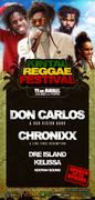 MÚSICA: Kintal Reggae Festival