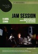 MÚSICA: Jam Session - Rui Caetano, Carlos Barretto e Joel Silva