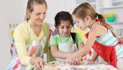 CRIANÇAS: Vamos cozinhar, provar e saborear a Páscoa (+15M)