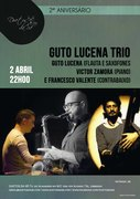 MÚSICA: Guto Lucena Trio