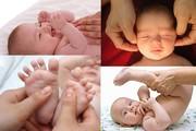 WORKSHOP: Massagem infantil Shantala (Bebé e Criança) - Profissionais e estudantes - Lisboa