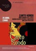 MÚSICA: Canto Hondo