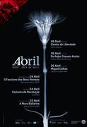 FESTAS: Comemoração dos 40 Anos do 25 Abril