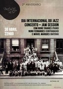 MÚSICA: Dia Internacional do Jazz - Concerto + Jam Session