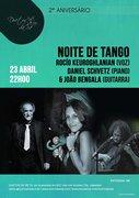 MÚSICA: Noite de Tango