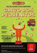 CRIANÇAS: Circo dos Pequenitos