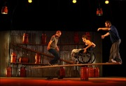 ESPECTÁCULOS: Extrêmités | Novo Circo