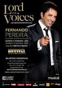ESPECTÁCULOS: Lord of the Voices + Final da Champions League