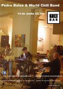 MÚSICA: Pedro Balse & World Chill Band