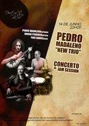 """MÚSICA: PEDRO MADALENO """"NEW TRIO"""" + JAM SESSION"""