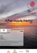 After Work Party - Portugal vs Gana