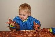 CRIANÇAS: Vamos ao Jardim Pintar com Chocolate (+12 meses) - AO AR LIVRE