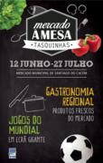 FESTIVAIS: Tasquinhas Mercado à Mesa