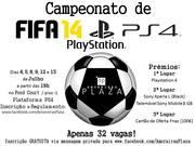 Campeonato FIFA14 - PS4 Amoreiras Plaza