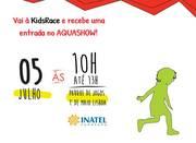 CRIANÇAS: Kids Race - evento desportivo inovador para crianças