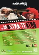TEATRO: 5ª Mostra-Teatro do Centro Cultural da Malaposta