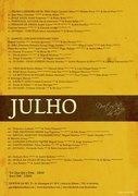 AGENDA DE CONCERTOS - JULHO 2014 @ Duetos da Sé - JULY CONCERTS