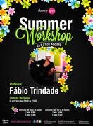 WORKSHOP: Summer Workshop Danças de Salão