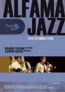 MÚSICA: ALFAMA JAZZ - RICARDO TOSCANO & BRUNO SANTOS